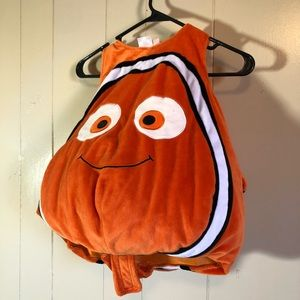 3t Disney store plush Nemo costume